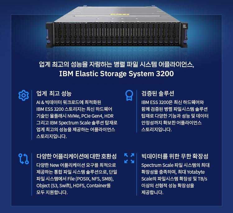 IBM ESS3200